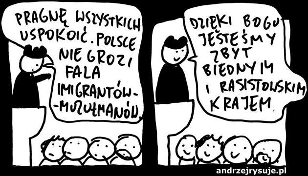 imigranci muzulmanie