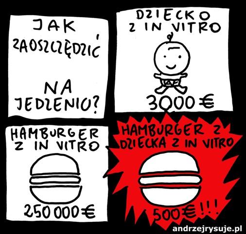 burger in vitro