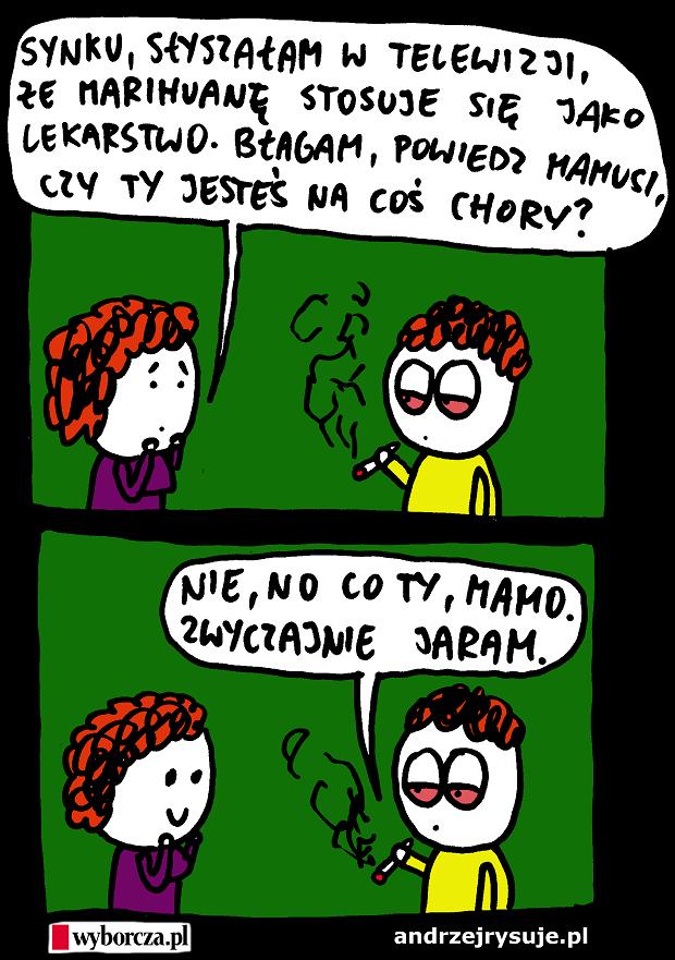 medyczna marihuana 1