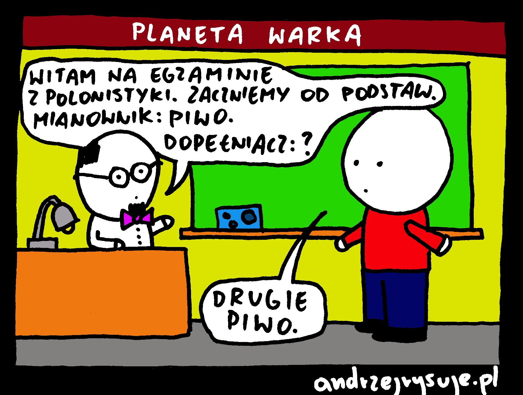 Planeta Warka 7 ok