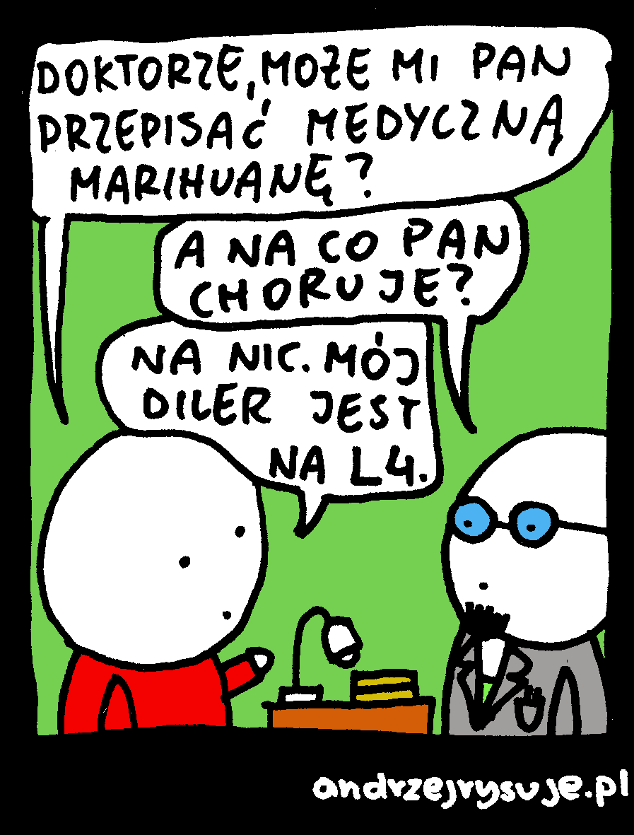 medyczna marihuanen